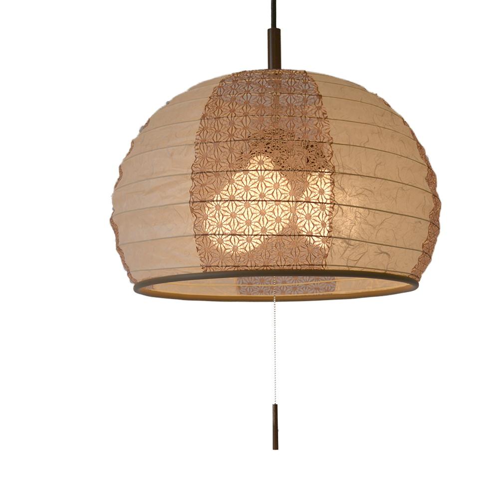 和風照明 3灯 ペンダントライト SPN3-1026 igloo 電球別売