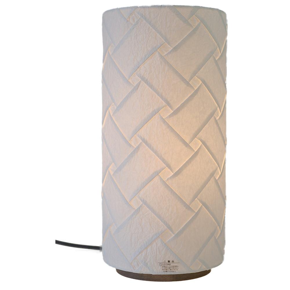 日本製 和紙照明 テーブルランプ VS-3047 orihime 織姫