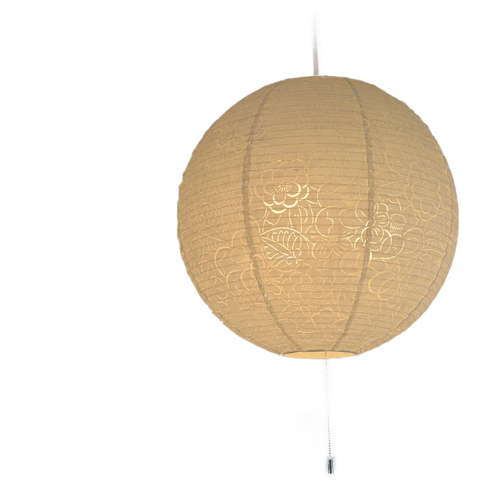 日本製和紙照明 3灯ペンダントライト 美濃和紙クロス SPN3-1061 komorebi 電球別売 tsubaki-椿-