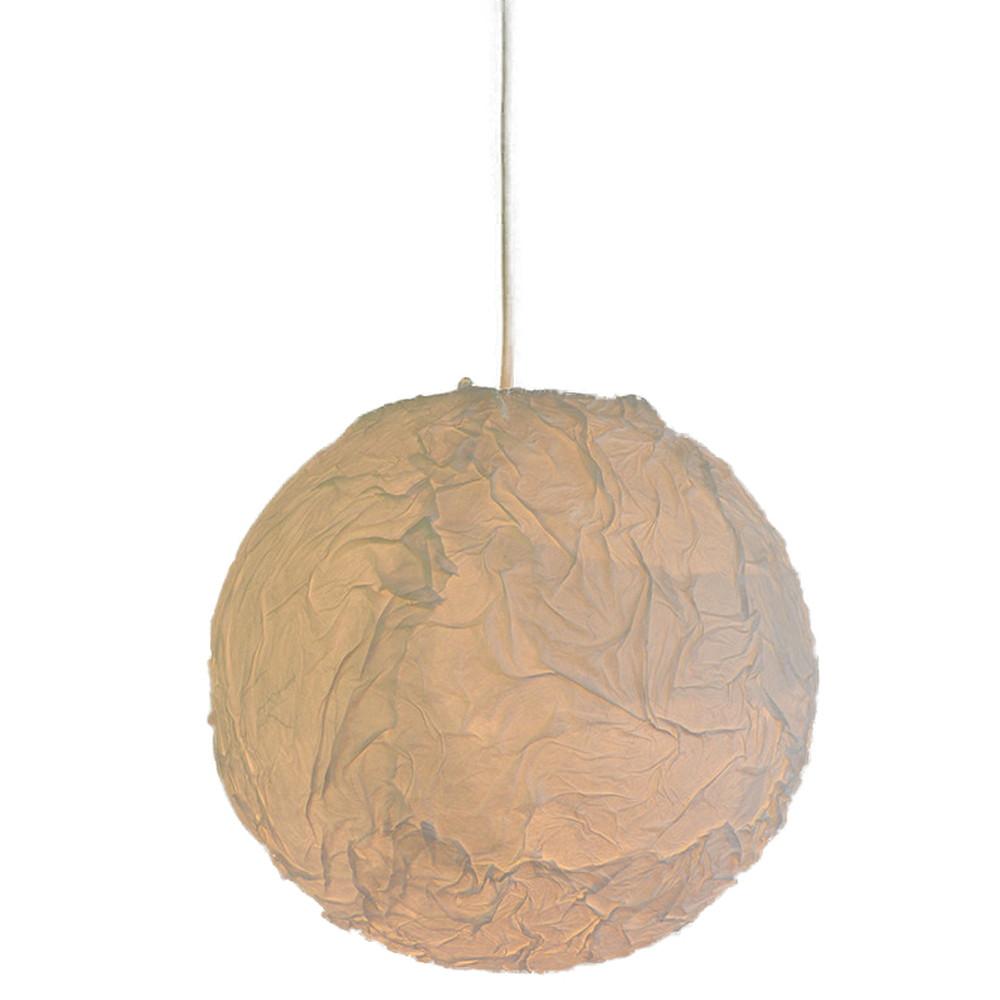 日本製 和紙照明 1灯ペンダントライト SPN1-1020 snowman スモールサイズ 電球別売
