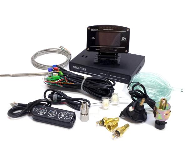 マルチディスプレイ ブースト水温油温油圧A/F排気温等 デジタルメーター