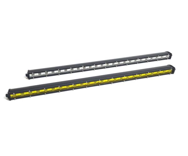 cree製チップ搭載LEDライトバー LED72w シングルライトバー 作業灯 ワークライト 25インチ イエロー 迅速な対応で商品をお届け致します 3000k 正規激安 アメ車 釣り フォグランプ オフロード 6000k 64cm キャンプ 黄色