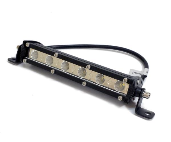 cree製チップ搭載LEDライトバー LED バーライト ワークランプ フォグランプ SOA クラブスタイル 新色追加して再販 6000k ダイナ 汎用 HOGG セットアップ 18w ハーレー