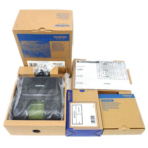 ◆brother/ブラザー Bluetooth対応 4インチ用紙幅対応モバイルプリンター 感熱レシート/ラベル RJ-4030【未使用】