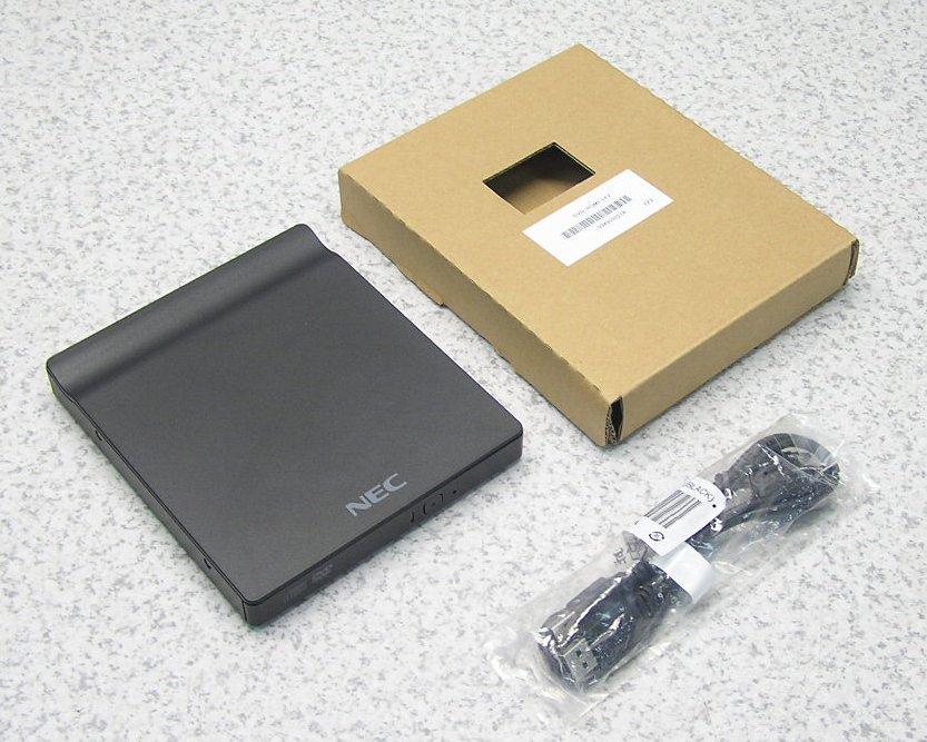 人気急上昇 ■NEC ビジネスノートPC 拡張機器 DVD-ROMドライブ 新品未使用品 PC-VP-BU47 ☆新作入荷☆新品 送料無料