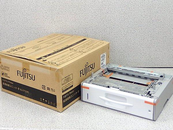 □■α FUJITSU/富士通 Printer XL-EF55MG 拡張給紙ユニット-B プリンタ増設カセット/用紙カセット/増設トレイ 【未使用品】