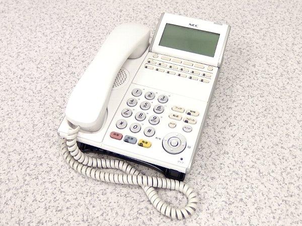 ■※ NEC Aspire X 12ボタン電話機 DT300series DTL-12D-1D 爆売りセール開催中 ホワイト 中古 データ消去済 WH 誕生日プレゼント TEL 送料無料 動作確認済み