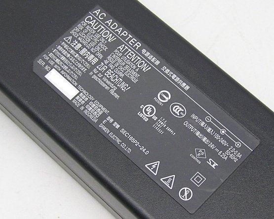 □■SANKEN ELECTRIC 24V AC适配器动作保证SEC165P2-24.0/ADP1005