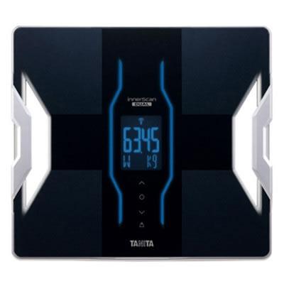 タニタ 体重・体組成計 インナースキャンデュアル スマホ対応 ブラック RD-907‐BK