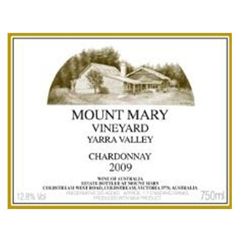 マウントメアリー シャルドネ 2010 750ml / オーストラリア 白ワイン