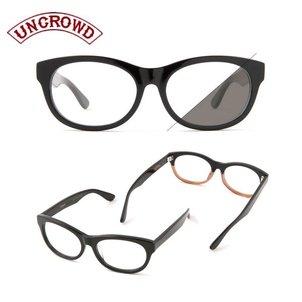 UNCROWD/アンクラウド VIOLET-Photochromic /調光レンズモデル UC-021P・2color