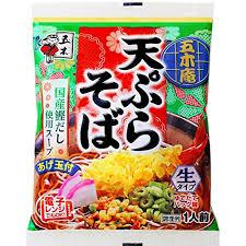 【五木】五木庵天ぷらそば165g30食 五木生麺2箱以上送料無料