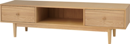 エトーソTVボードW150XD40XH40北欧 デザイン 木製