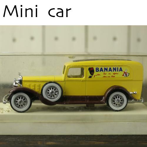 【クーポン対象外】 アンティーク ヴィンテージ ミニカー GM キャデラック キャデラック BANANIA USA 商用車 CADILLAC BANANIA 1931 USA アメリカ, ヌイヌイショップ:edbd1f61 --- canoncity.azurewebsites.net