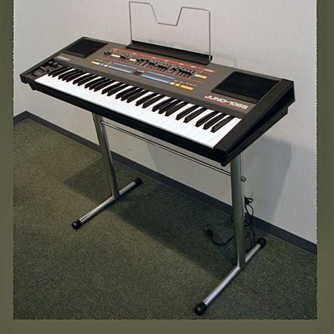 【ROLAND】ローランドアナログシンセサイザーJUNO-106S 1985年製