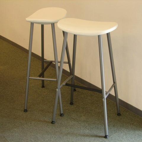 Ikea Sune Bar Stool Set 2 Leg