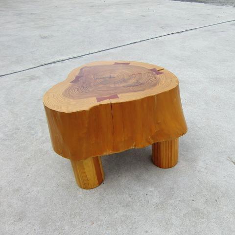 Peachy Solid Wood Stumps Kirikabu Stool Desk Small Chair Japanese Asian Beatyapartments Chair Design Images Beatyapartmentscom