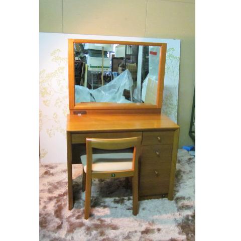 【中古】★モデルルーム展示品★【KOSUGA】コスガドレッサー木製ナチュラル185-8647