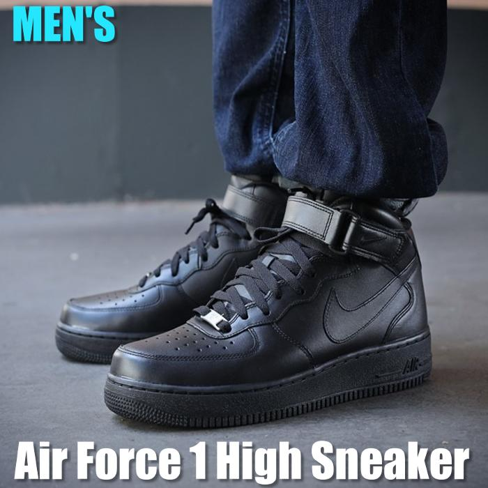 Nike Air Force 1 High 07 Nike air force 1 high 07 315,121 032 men's sneakers running shoes