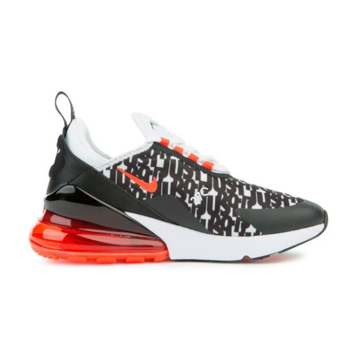 The kids model women gap Dis sneakers which Nike Air Max 270 GS 'Just Do It' Kie Ney AMAX 270 AR0021 001 adult can wear