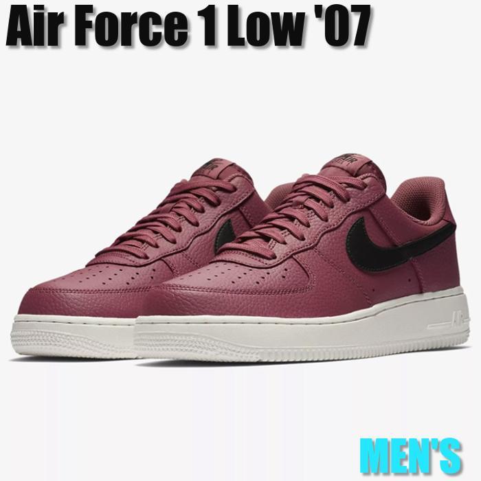 Nike Air Force 1 Low '07 ナイキ エア フォース 1 ロー '07 AA4083-601 メンズ スニーカー ランニングシューズ