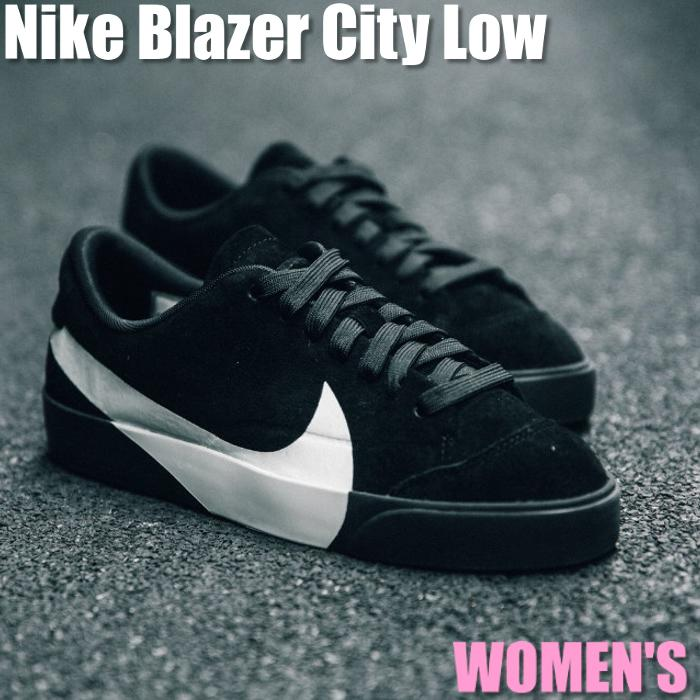 watch 08159 a591f Nike Blazer City Low XS ナイキブレーザーシティロー XS AV2253-001 women gap Dis sneakers  running shoes