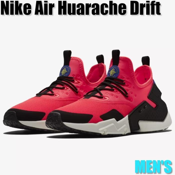 competitive price 9d693 df598 Nike Air Huarache Drift ナイキエアハラチドリフト AH7334-602 men sneakers running shoes