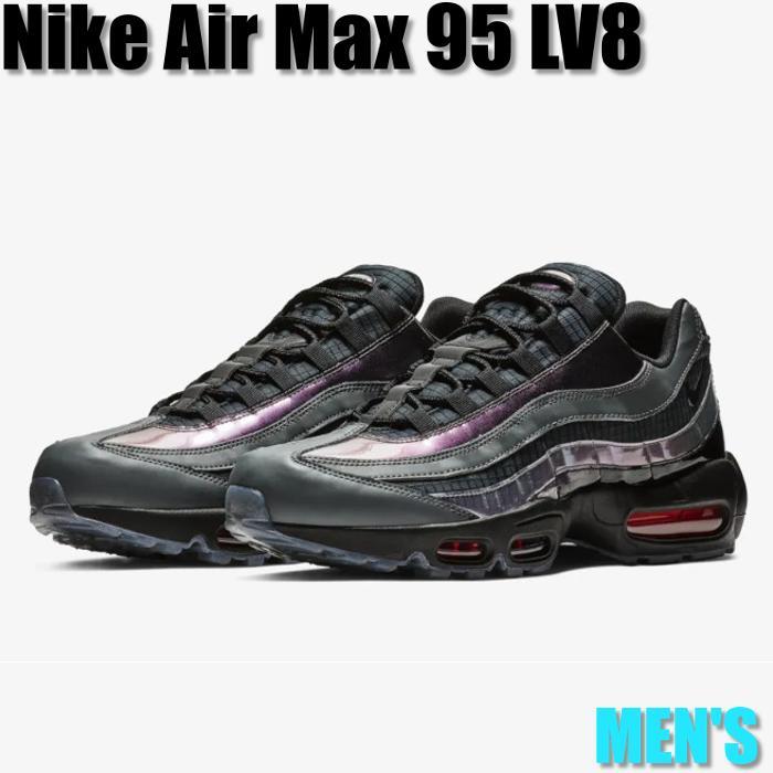 Nike Air Max 95 LV8 ナイキ エア マックス 95 LV8 AO2450-001 メンズ スニーカー ランニングシューズ