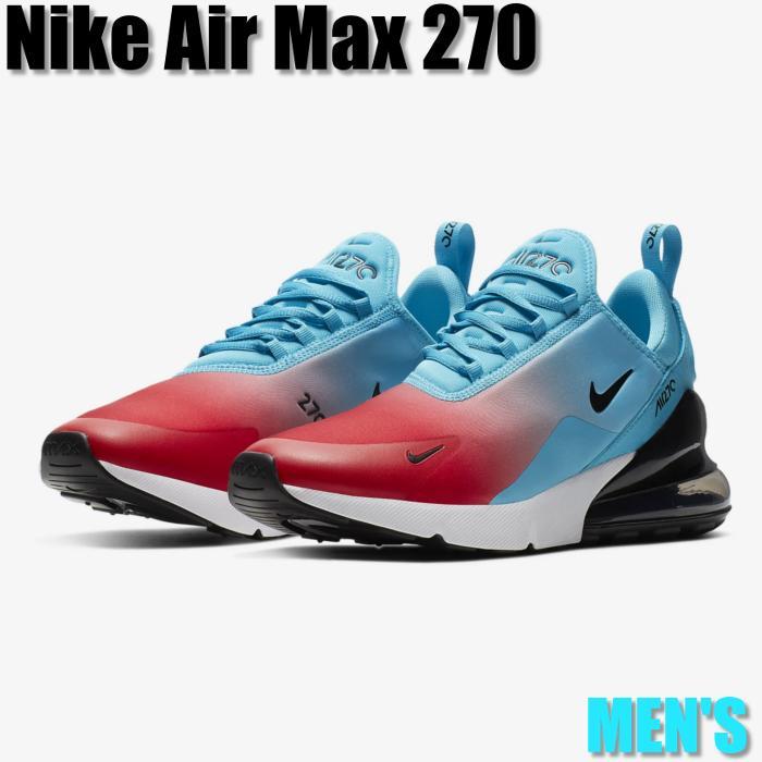 Nike Air Max 270 ナイキ エア マックス 270 CJ0767-400 メンズ スニーカー ランニングシューズ