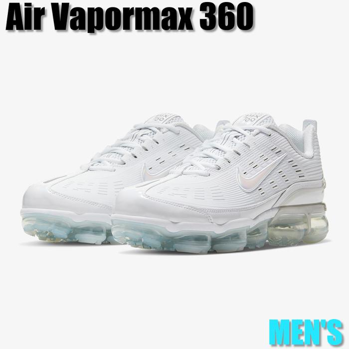 【割引クーポン配布中!!】Nike Air Vapormax 360 ナイキ エア ヴェイパーマックス 360 CK9671-100 メンズ スニーカー ランニングシューズ