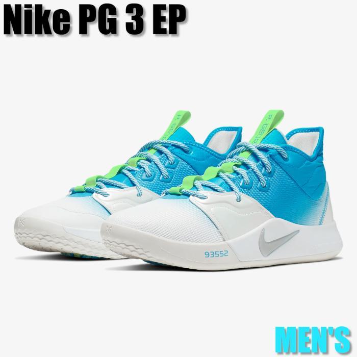 【割引クーポン配布中!!】Nike PG 3 EP ナイキ PG 3 EP AO2608-005 メンズ スニーカー ランニングシューズ