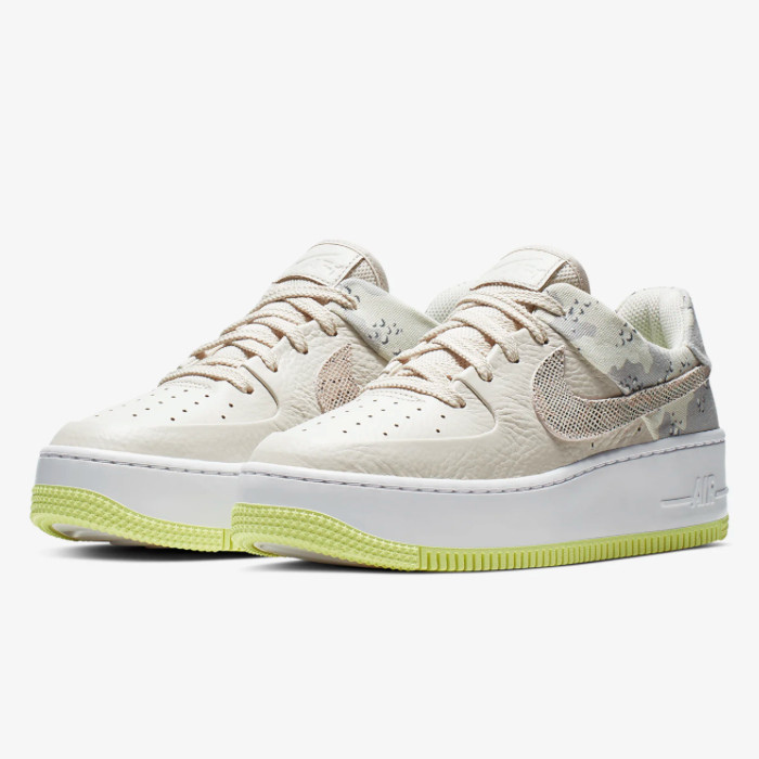 Nike Air Force 1 Sage Low Premium Camo Nike air force 1 sage low premium duck CI2673 101 women gap Dis sneakers running shoes 02SD CI2673 101