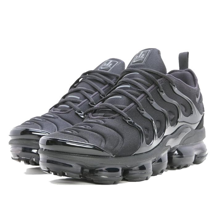 faafc5e2bb4 Nike Air VaporMax Plus Triple Black Nike vapor max vapor max plus triple  black 924