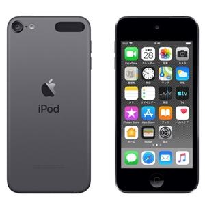 【新品 送料無料(沖縄・離島除く) 代引・日時指定不可】APPLE iPod touch 256GB2019 MVJE2J/A スペースグレイ
