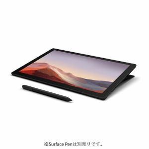 【新品 送料無料(沖縄・離島除く)】マイクロソフト Microsoft Surface Pro 7 ブラック Core i5・12.3インチ・最新Office付き・SSD 256GB・メモリ 8GB PUV-00027