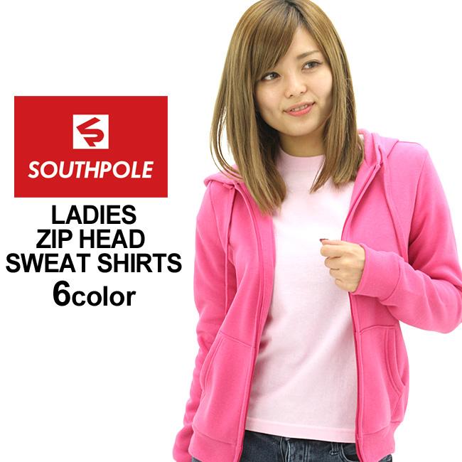 SOUTH POLE southpole hoodies women s plain! (9003-1552)  size sweatshirts  zip up parka plain black Hoodie women s southpole big black casual street XL  XXL ... 3889ccb63