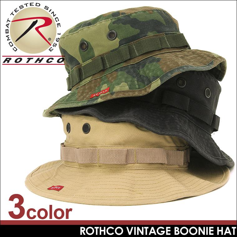 Boonie 帽子 rothco 男式葡萄酒 (年份-boonie-帽子)