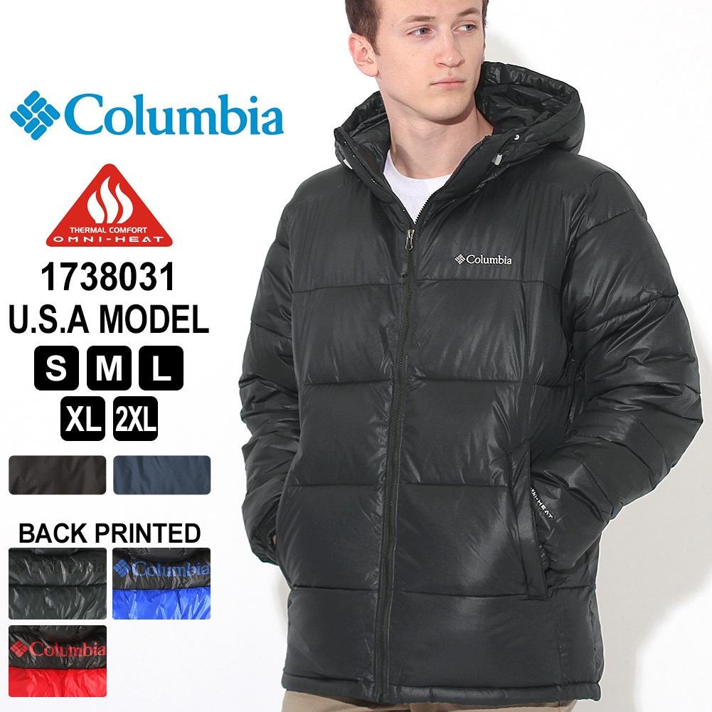 コロンビア ジャケット 中綿 フード付き 1738031|ブランド Columbia|アウター 防寒 耐水 軽量 オムニヒート 【COP】