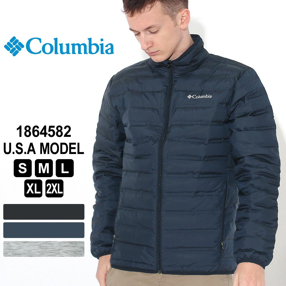 コロンビア ダウンジャケット 650フィルパワー 1864582|ブランド Columbia|アウター 防寒 軽量 ヒートシール
