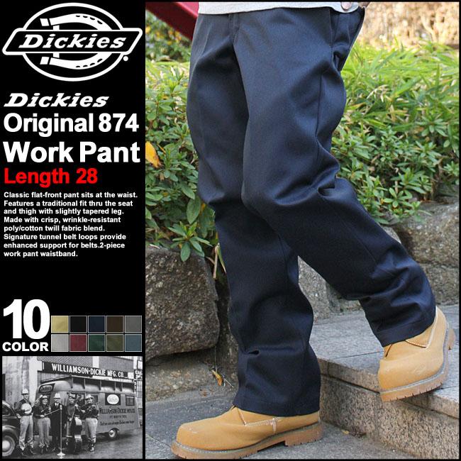 DICKIES Dickies 874 work pants mens!