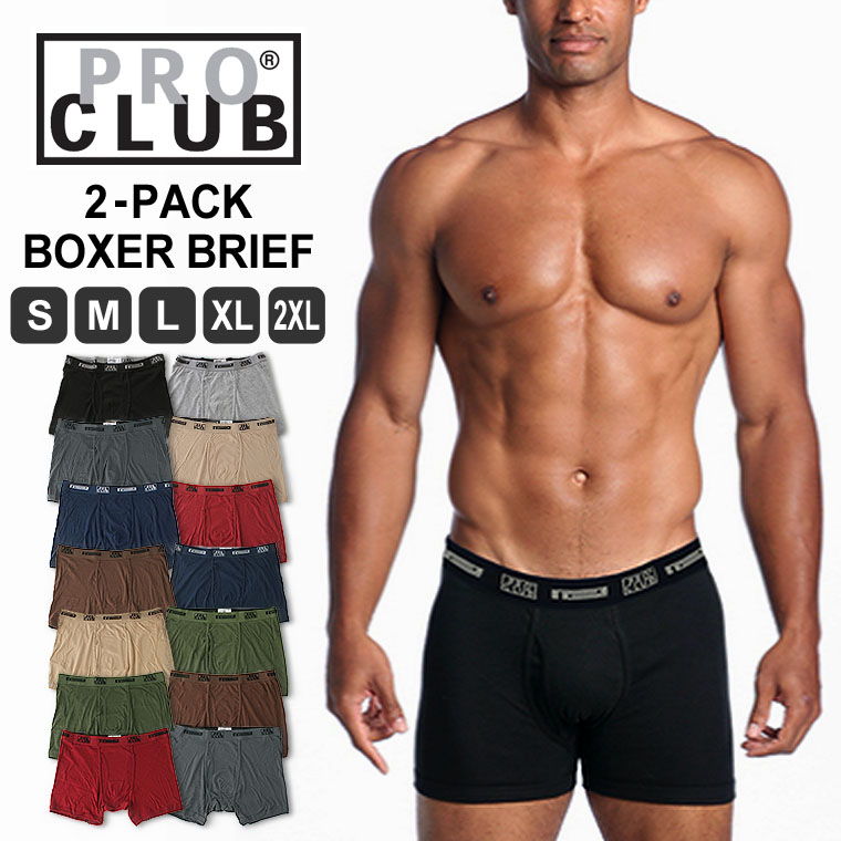 0f3f0d4f7 PRO CLUB pro club fighter underwear men set underwear men boxer boxer  briefs men's big size men [professional club PRO CLUB boxer underwear men  boxer ...