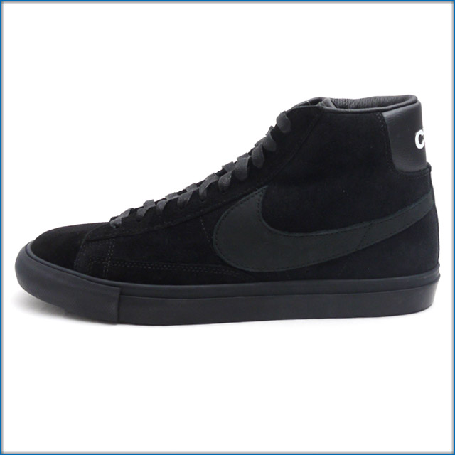 huge discount 530c8 0d714 BLACK COMME des GARCONS (black comme des garcons) x NIKE (nike) BLAZER HIGH  SPCDG (sneakers) BLACKBLACK 704,571-001 491-001584 -301