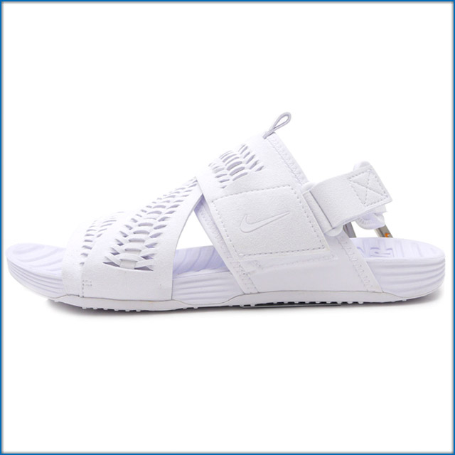 58ccec4f19d NIKE (Nike) AIR SOLARSOFT ZIGZAG WVN SP (solar soft zigzag) (sandals) WHITE WHITE  776444-110 491 - 001883 - 260