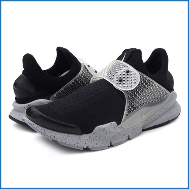 NIKE (Nike) x Fragment (fragment Design) SOCK DART SP/FRAGMENT BLACK/CEMENT  GREY (sock DART) (sneakers) (shoe) 728748-001 - 010583 - 491 281