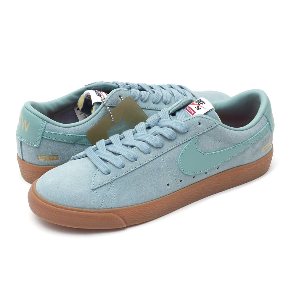 d26c83299eb NIKE SB (Nike) x SUPREME (shupurimu) BLAZER LOW GT QS CANNON CANNON-GUM MED  BROWN 716890-009 291 - 002134 - 284 + (Blazer) (sneakers) (shoes)