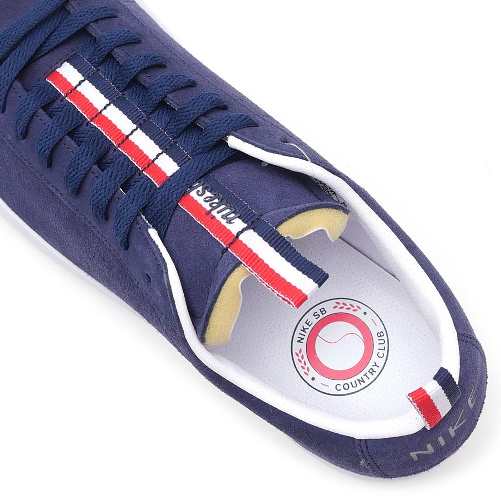 耐克 SB (耐克) (s) x 打电话的 917 (叫我 917) 西装外套低 PRM QS (夹克) (运动鞋) (鞋) 黑曜石/黑曜石-西隧-ACTN RD 874688-441 291-002139 287 +
