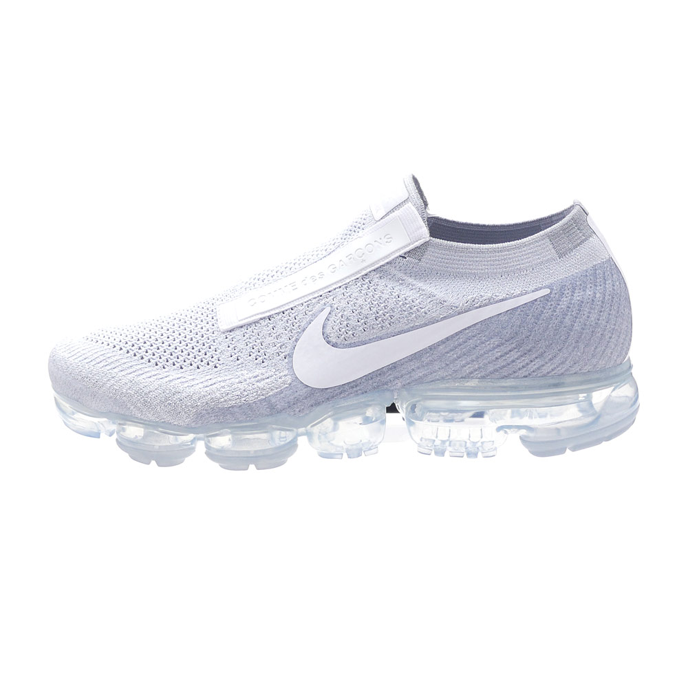e12de33d73a12 Nike NIKE x COMME des GARCONS コムデギャルソン AIR VAPORMAX FK CDG air vapor max  sneakers shoes PURE PLATINUM WHITEWOLF GREY 924501002 291002232302