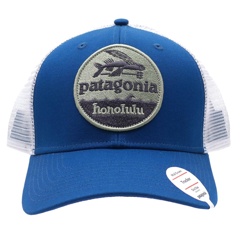 FRESH STORE  Patagonia (Patagonia) HAT PATCH TRUCKER HAT HONOLULU ... 80effc445fb