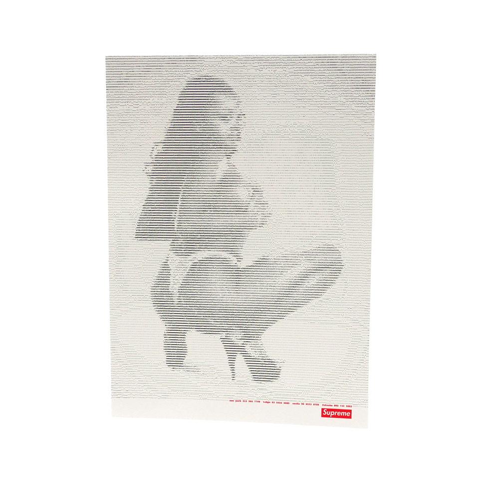 シュプリーム SUPREME Digi Sticker 290004381119 本物 ステッカー WHITE 新品 特別セール品