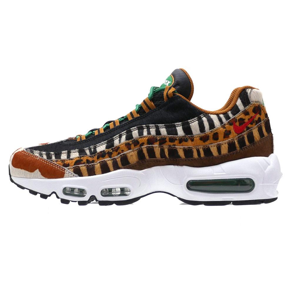 new arrival 9f648 18a94 Nike NIKE AIR MAX 95 DLX Air Max PONY SPORT REDBLACK AQ0929200 291002407279